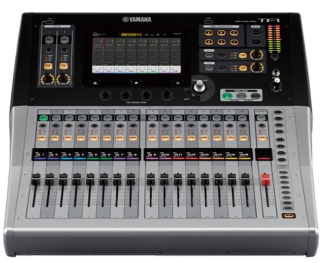 Mixer Yamaha TF1 - Bàn trộn kỹ thuật số