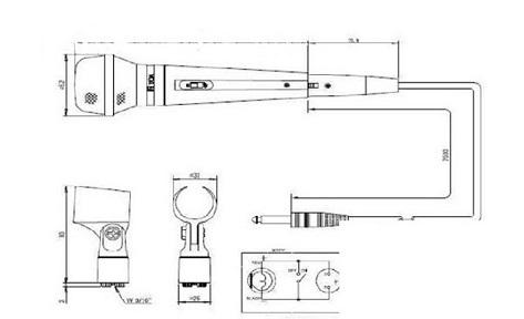 mô tả cấu trúc Micro TOA DM-320