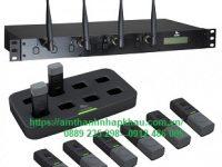 Hệ thống micrô không dây Revolabs Executive HD