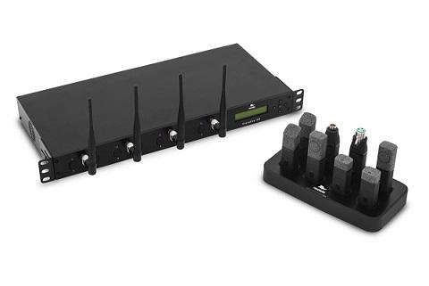 Hệ thống micrô không dây Revolabs Executive HD cao cấp