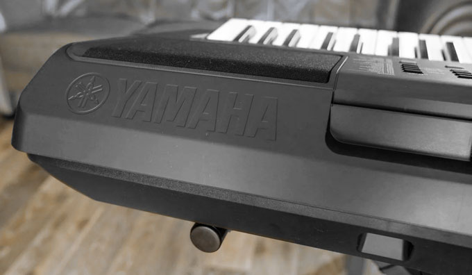 Sắp xếp logo trên đàn