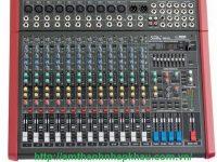Bàn trộn Mixer Soundking MIX12C