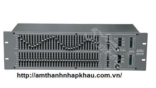 Bộ xử lý tín hiệu Soundking SEQ-3103