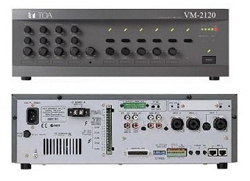 Amply chọn vùng TOA VM 2120 chất lượng cao