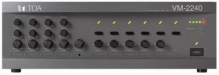 Amply chọn vùng TOA VM-2240