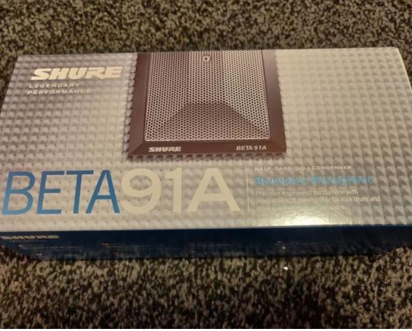 Vỏ micro Shure Beta91A