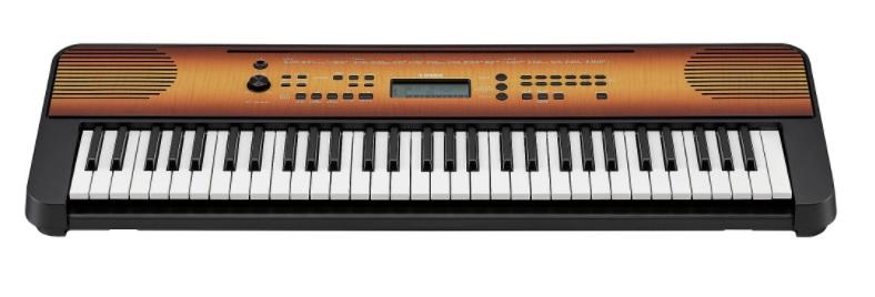 Yamaha E369 màu vân gỗ sang trọng
