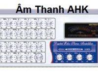 Amply karaoke Nanomax ST 171A là một trong những sản phẩm cao cấp đi đầu cho công nghệ Nano