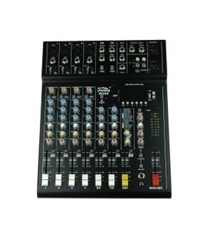 Bàn trộn Mixer Soundking MG12