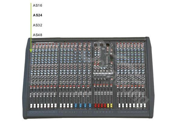 Bàn trộn Mixer Soundking AS16