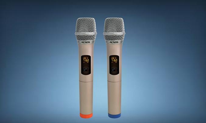 Dàn karaoke di động KBeatbox Mini KS361M 6