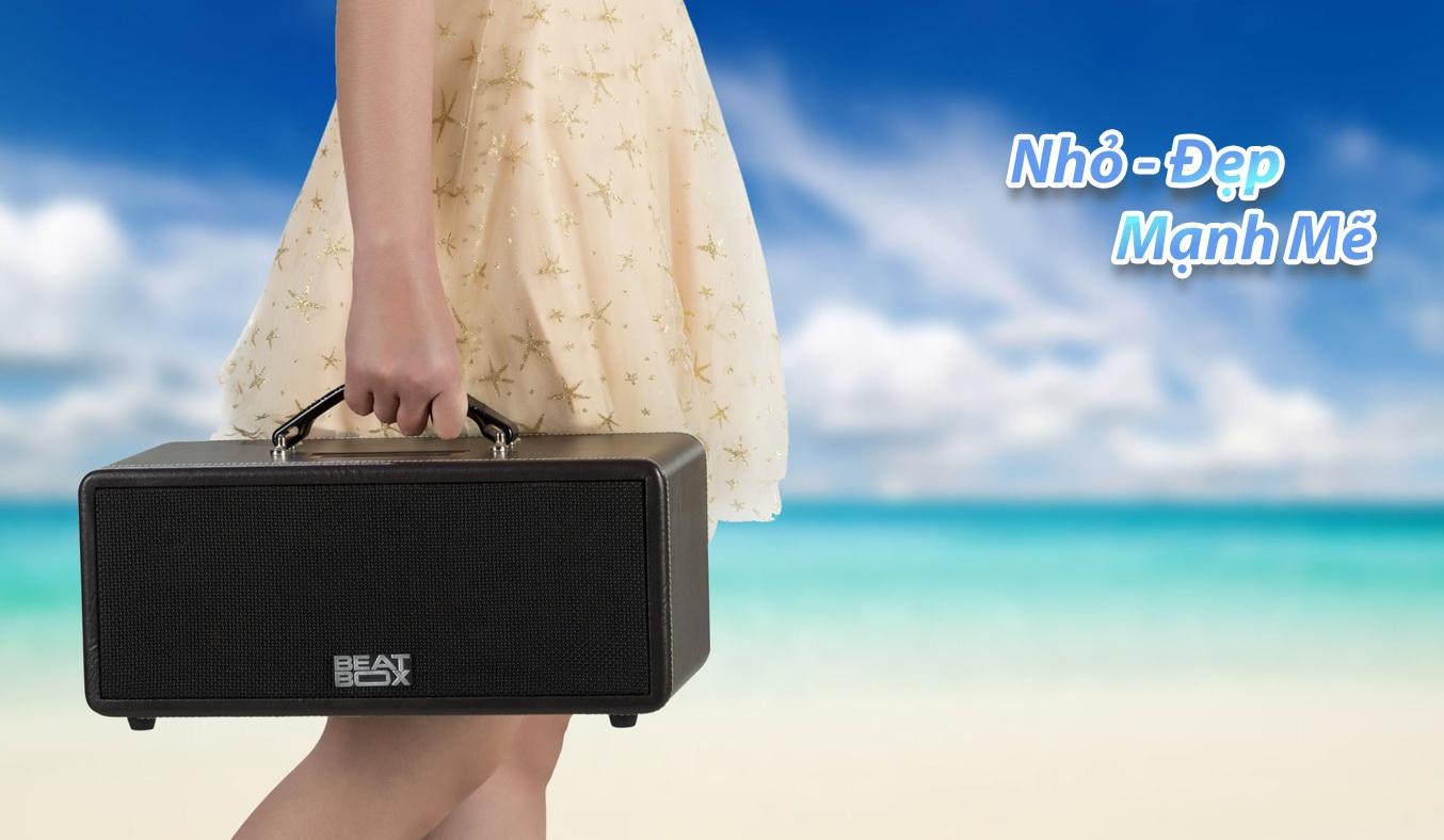 Dàn karaoke di động KBeatbox Mini KS361M 4