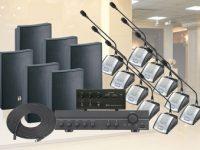 Hệ thống âm thanh hội thảo TOA TS 770