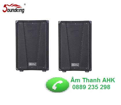 Loa full Soundking KJ15 với công suất 350W/ 1400W