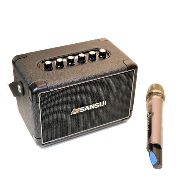 Loa karaoke mini SANSUI SS3-04