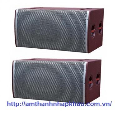 Loa line array Soundking LE205 cho thiết kế sắc sảo