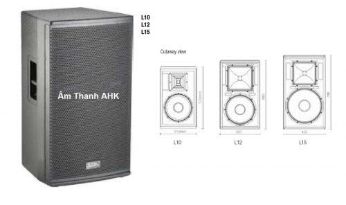 Loa full đơn Soundking L15 thiết kế sang trọng