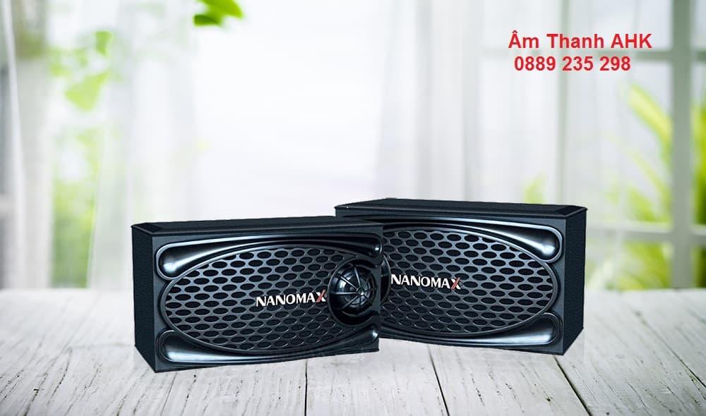 Loa Karaoke Nanomax S-925 Deluxe là sản phẩm chính hãng Nanomax