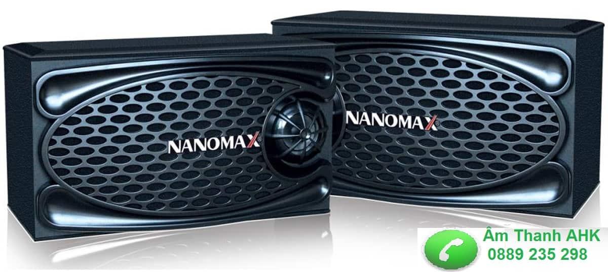 Loa Karaoke Nanomax S-925 đang là một trong những chiếc loa Karaoke hay nhất hiện nay