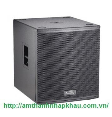 Loa sub Soundking KA18S là dòng sản phẩm loa siêu trầm 5 tấc