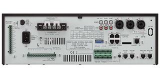 Amply chọn vùng TOA VM-3360E mặt sau
