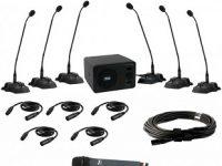 hệ thống hội nghị Anchor Audio CM-6W CouncilMAN