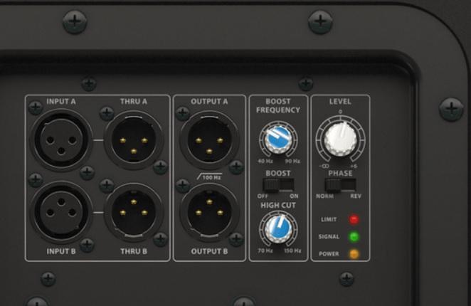B1500XP-EU bảng điều khiển