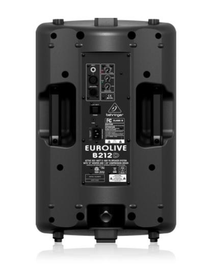 B212D-EU bass 30