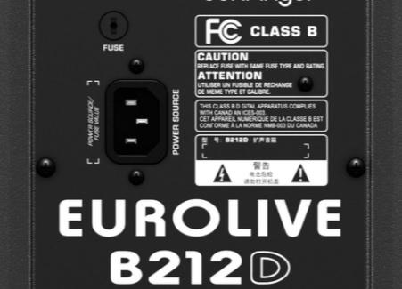 B212D-EU mạch Class B