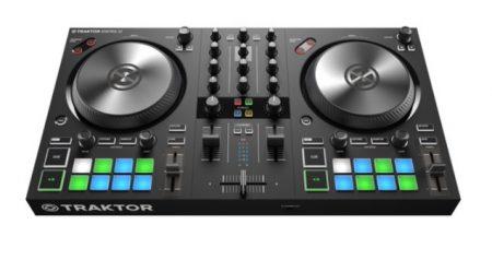 Bàn DJ Native Instruments Traktor Kontrol S2 MK3