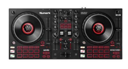 Bàn DJ Numark Mixtrack Platinum FX