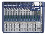 Bàn trộn Soundcraft Signature 22 MTK