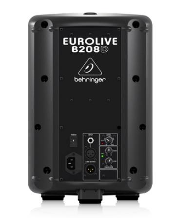 Behringer Eurolive B208D có thể làm monitor