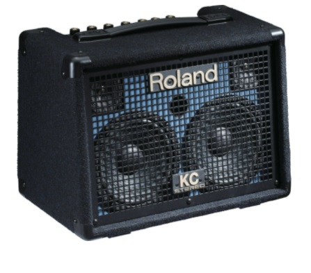Bộ khuếch đại Roland KC-110 sử dụng pin AA