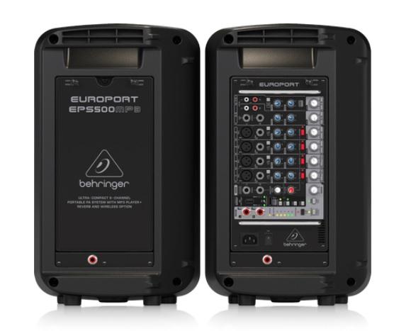 Bộ loa Behringer Europort EPS500MP3 bộ gồm hai loa