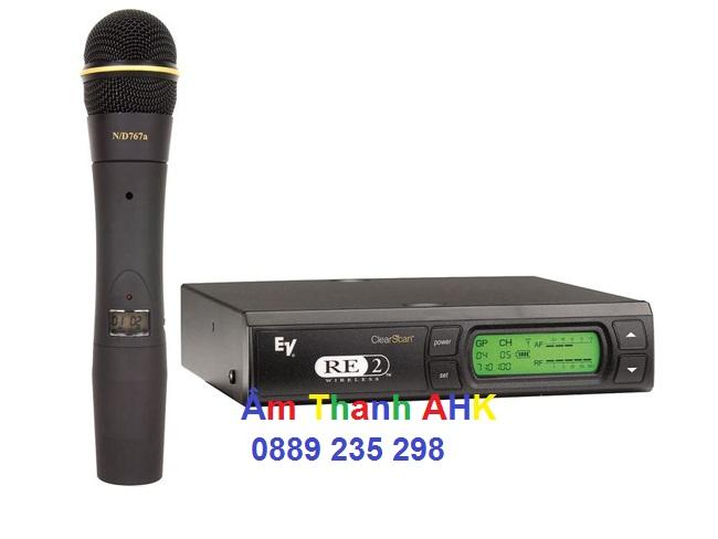 Bộ Micro không dây EV RE-2-N2-C-A