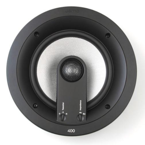 Jamo IC 408 FG II nghe nhạc âm thanh nổi