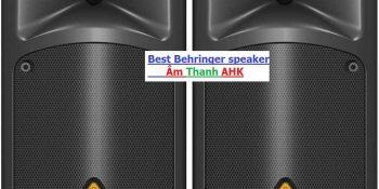 Loa Behringer - Loa liền công suất Behringer