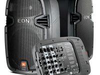 Loa JBL Eon 210P liền công suất