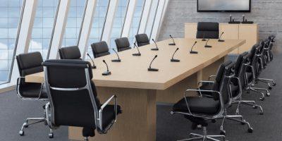 Micro họp trực tuyến - Micro đa hướng phòng họp