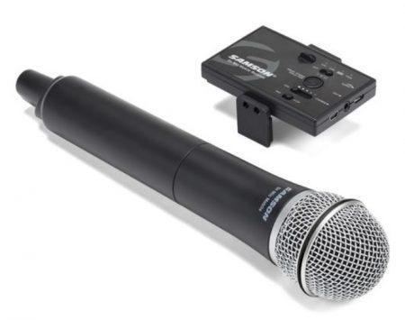 Micro không dây Samson Go Mic Mobile HXD2