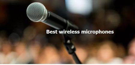 Micro không dây cao cấp - Micro hát karaoke hay nhất