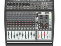 Mixer Behringer Europower PMP4000