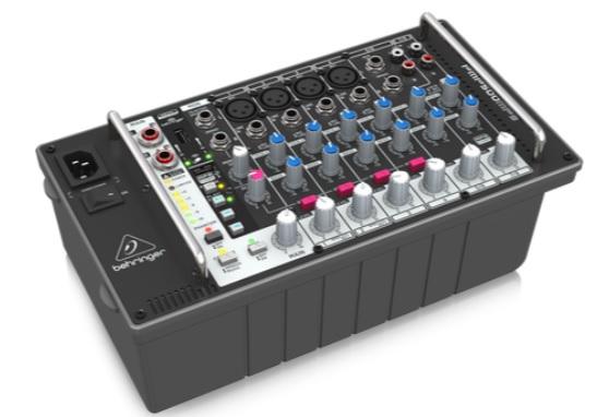 Mixer Behringer Europower PMP500MP3 liền công suất