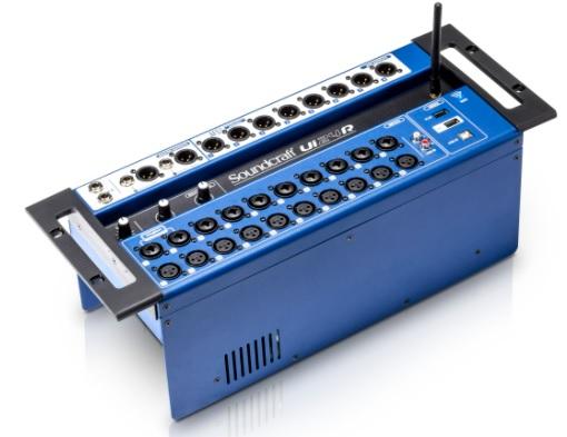 Mixer Soundcraft Ui24R kỹ thuật số