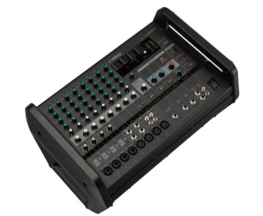 Mixer Yamaha EMX5 có 12 kênh đầu vào