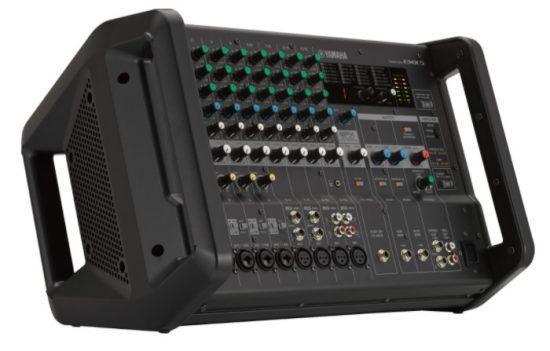 Mixer Yamaha EMX5 liền công suất