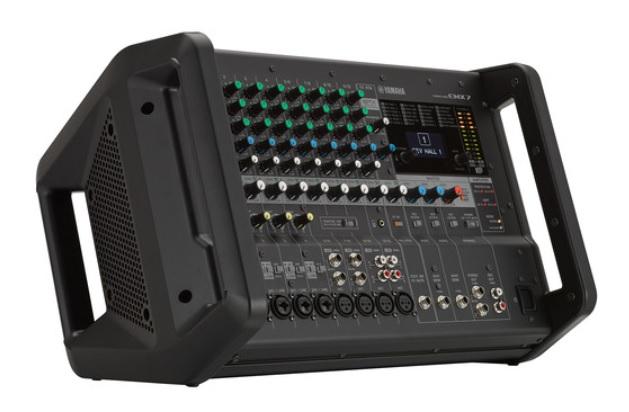 Mixer Yamaha EMX7 liền công suất