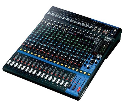 Mixer Yamaha MG20XU 20 kênh đầu vào