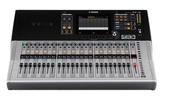 Mixer Yamaha TF3 kỹ thuật số
